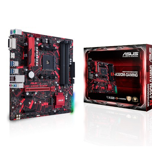 Mainboard ASUS A320 EX Gaming