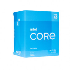 CPU Intel Core i3 - 10105F 4C/8T ( 3.7GHz up to 4.4GHz, 6MB )