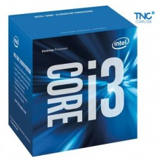 CPU Intel Core i3-6100 3.7 GHz / 3MB / HD 530 Graphics / Socket 1151 (Skylake)