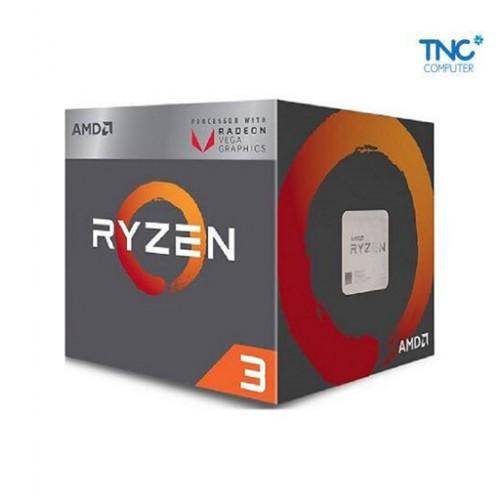 CPU AMD Ryzen™ 3 2200G 4 Cores 4 Threads 3.5 GHz