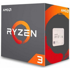 CPU AMD Ryzen 3 2300X 3.5 GHz (4.0 GHz with boost) / 8MB cache / 4 cores 4 threads