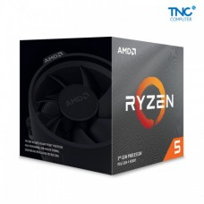 CPU AMD Ryzen 5 3500 3.6 GHz (4.1 GHz with boost) / 16MB cache / 6 cores 6 threads
