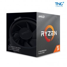 CPU AMD Ryzen 5 3600 3.6 GHz (4.2GHz Max Boost) / 36MB Cache / 6 cores / 12 threads
