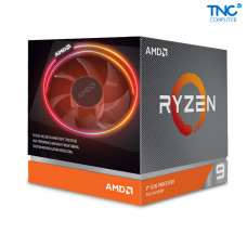 CPU AMD Ryzen™ 9 3900X 3.8 GHz (4.6GHz Max Boost) / 70MB Cache / 12 cores / 24 threads