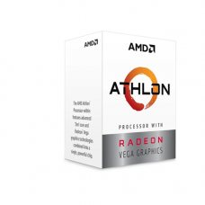 CPU AMD Athlon 3000G (3.5GHz, 2 nhân 4 luồng , 5MB Cache, 35W) - Socket AMD AM4