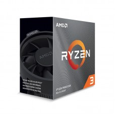 CPU AMD Ryzen 3 3300X 3.8 GHz (4.3 GHz with boost) / 18MB / 4 cores 8 threads / 65W / Socket AM4