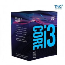 CPU Intel Core i3-8100 3.6Ghz / 6MB / 4 Cores, 4 Threads