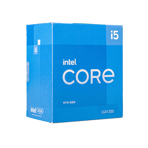 CPU Intel Core i5 - 11600 6C/12T ( 2.8GHz up to 4.8GHz, 12MB )