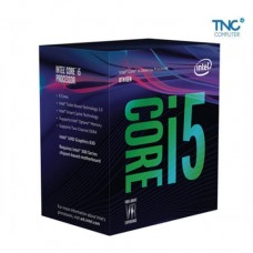 CPU Intel Core i5 8400 2.8Ghz Turbo Up to 4Ghz / 9MB /6 Cores, 6 Thread
