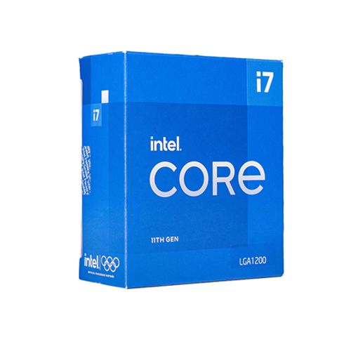 CPU Intel Core i7 - 11700F 8C/16T ( 2.5GHz up to 4.9GHz, 16MB )