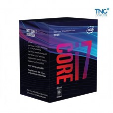 CPU Intel Core i7 8700 3.2Ghz Turbo Up to 4.6Ghz / 12MB / 6 Cores, 12 Threads