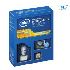 CPU Intel Core i7-5820K 3.3 GHz / 15MB / Không có IGP / 6 Cores12 ThreadsQPI / Socket 2011 (No Fan)