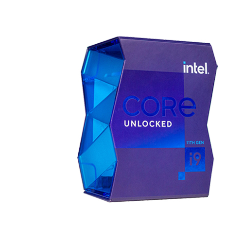 CPU Intel Core i9 - 11900K 8C/16T ( 3.5GHz up to 5.3GHz, 16MB )