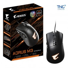 Chuột Gigabyte AORUS M3 Optical RGB Gaming