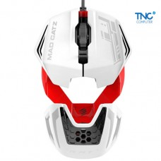 Chuột Mad Catz RAT 1 Black/White