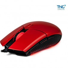 Bs300 wired mouse red