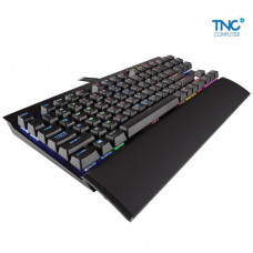 Keyboard Corsair K65 LUX Mechanical Cherry MX RGB Red