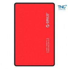 ORICO 2.5 inch USB3.0 Hard Drive Enclosure Red (2588US3)