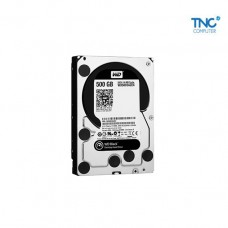 Ổ cứng Western Digital Black 500GB 64MB cache