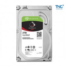 Ổ cứng HDD Seagate IRONWOLF NAS 2TB/5900,Sata3,64MB Cache