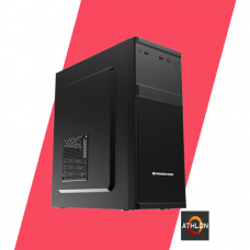 Gaming PC - Alpha 3000G - Athlon 3000G/ A320M/ 8GB/ 120GB