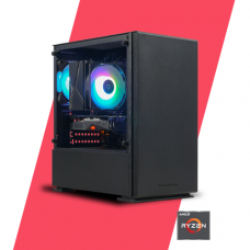 Gaming PC - Alpha 3200G - R3 3200G/ A320M/ 8GB/ 128GB/ 450W
