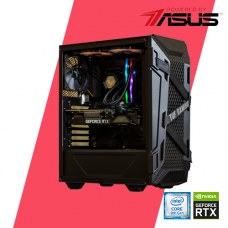 Gaming PC - Lumen 2060 Powered By Asus - i5 9400F/ B365/ 16GB/ 256GB/ RTX 2060/ 550W