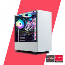 Gaming PC - Nova 6700XT - Ryzen 7 3700X/ B550/ 16GB/ RX 6700XT/ 256GB/ 650W