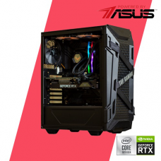Gaming PC - Sentinel 3080 Powered By Asus - i9 10850K/ Z490/ 16GB/ 500GB/ RTX 3080/ 750W