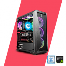 Gaming PC - Sniper 1660 Super - i3 9100F/ B365/ Ram 8GB/ SSD 120GB/ GTX 1660 Super/ 450W