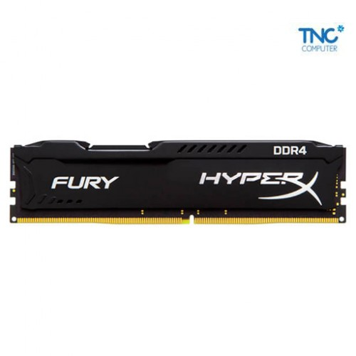 RAM Kingston HyperX Fury Black 8GB DDR4 Bus 2666 MHz