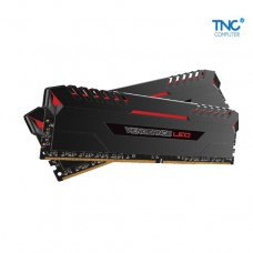RAM Corsair Vengeance LPX 16GB (2x8GB) DDR4 Bus 2666 MHz - Led Red