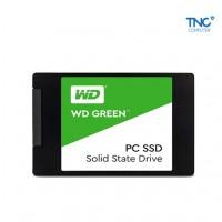 SSD WESTERN GREEN 120GB