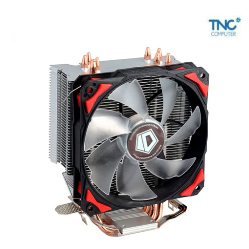 Tản nhiệt ID Cooling SE-214C Circular Red Led