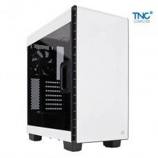 Vỏ Case Corsair Carbide Quiet 400C Mid Tower White (Trắng)