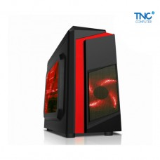 Vỏ Case SAMA E-Sport F2 Black - red