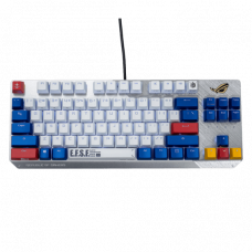 Bàn Phím Cơ Asus ROG Strix Scope TKL Gundam Edition Red Switch