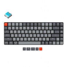 Bàn Phím Cơ Bluetooth Keychron K3 Led RGB - Blue Switch