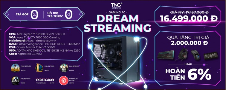 PC Dream Stream