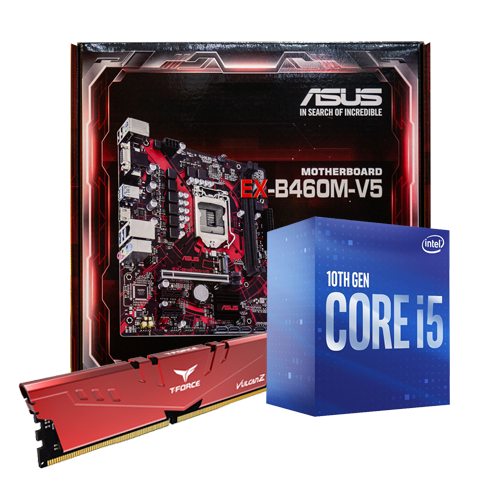 Combo Main-CPU-Ram Intel Core i5