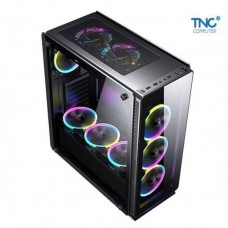 Case Segotep K10 Tempered Glass