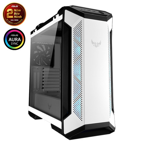 Vỏ Case ASUS TUF GT501 White Edition