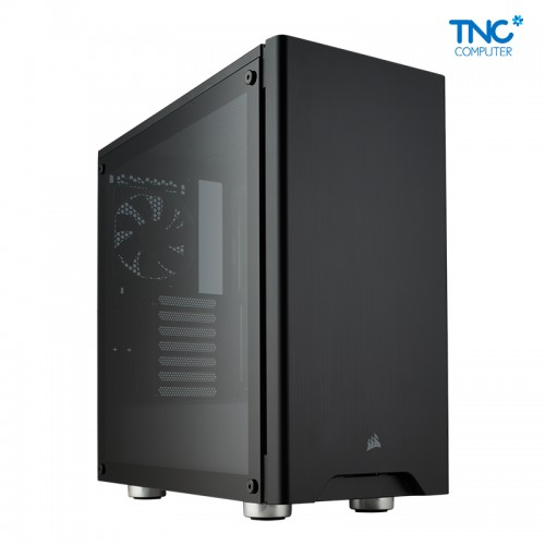 Vỏ Case Corsair Carbide Series 275R Tempered Glass Mid-Tower Gaming Black
