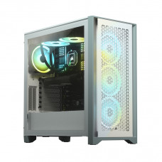Vỏ Case Corsair 4000D Airflow TG White