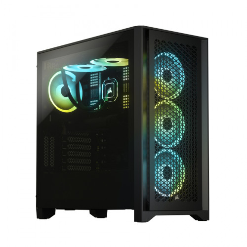 Vỏ Case Corsair 4000D Airflow TG Black