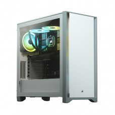 Vỏ Case Corsair 4000D TG White