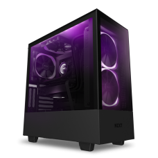 Vỏ case NZXT H510 Elite Matte Black