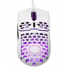 Chuột Cooler Master MM711 White Glossy RGB