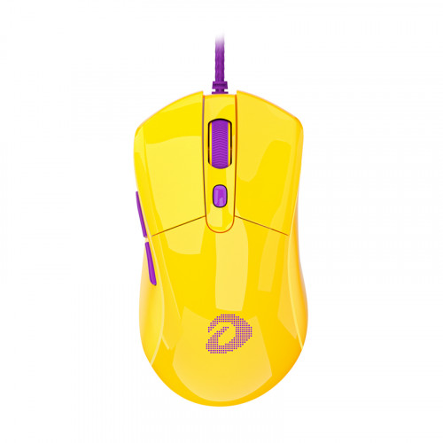 Chuột Gaming DAREU A960 YELLOW - ULTRALIGHT