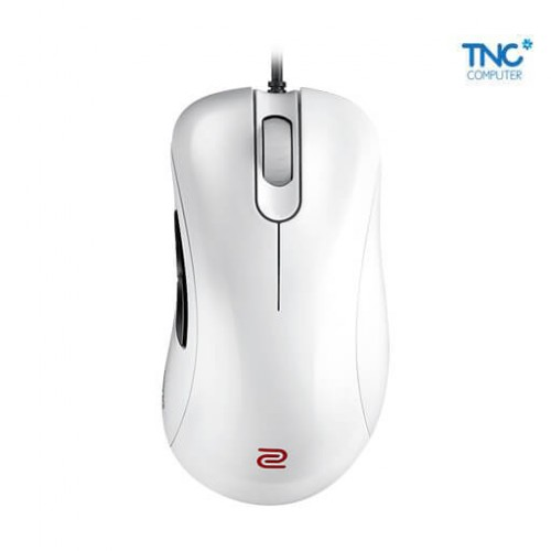 MOUSE BENQ EC1A OPTICAL USB - GAMING WHITE EDITION